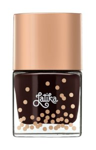 Latika Nail Marrom Confetti Grape