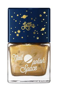 Latika Nail Space Amarelo Golden Sun