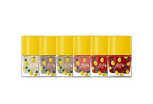 Coleção Piña - ( 6 cores )