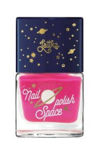 Latika Nail Space Rosa Pink Galaxy