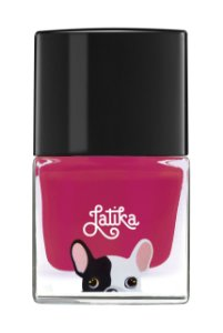 Latika Nail Puppy Rosa Cherry