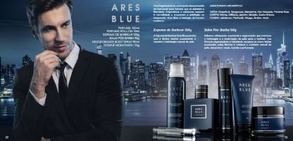 Kit Ares Blue