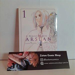 A Heroica Lenda de Arslan - Volume 1