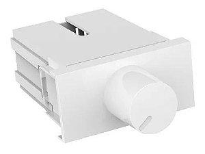 Módulo de Dimmer Rotativo 220V Branco ABB Unno