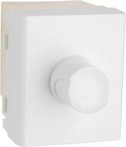 Módulo Variador De Luminosidade Rotativo 220V 600W Schneider Lunare Branco