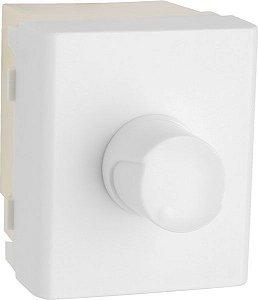 Módulo Variador De Luminosidade Rotativo 127V 300W Schneider Lunare Branco
