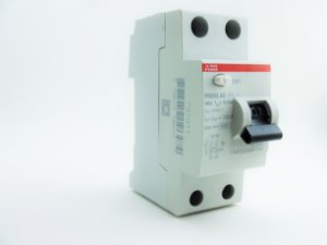 Interruptor DR 2P 40A 30mA ABB