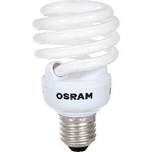 Lâmpada DSTAR TWIST HO 60W 865 220-240V OSRAM