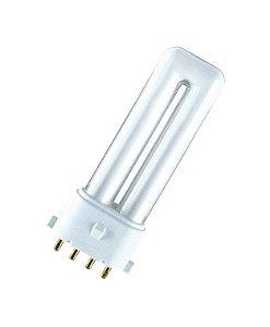 Lâmpada  DULUX S/E 9W/840 OSRAM 4 PINOS