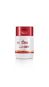 Mini Gloss Matizador 3D Mega Red - Efeito Vermelho Intenso - 100ml