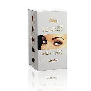 Henna Sobran Fix Marrom