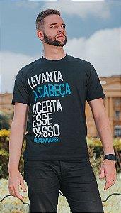 """Camiseta """"ORDEM UNIDA"""""""