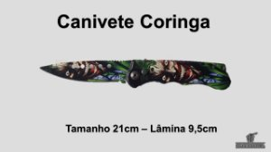 Canivete Coringa