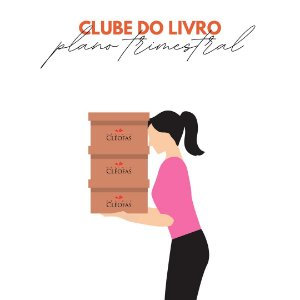Clube do livro - TRIMESTRAL