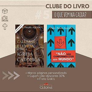 Clube do Livro - BOX 5