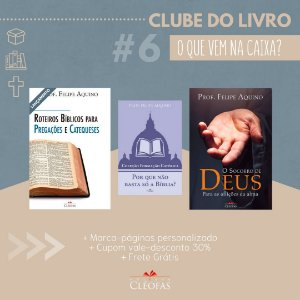 Clube do Livro - BOX 6