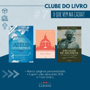 Clube do Livro - BOX 7