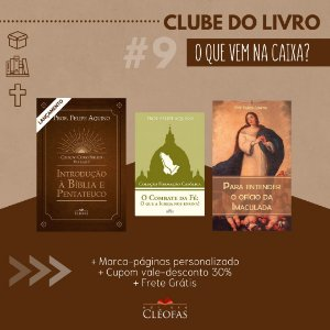 Clube do Livro - BOX 9