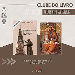 Clube do Livro - BOX 10