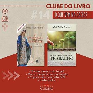 Clube do Livro - BOX 14