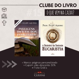 Clube do Livro - BOX 15