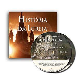 Coleção História da Igreja - Idade Moderna e Contemporânea