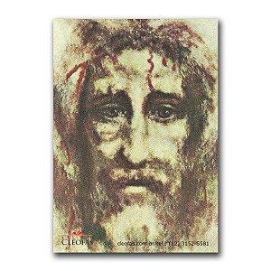 Adesivo - A Face de Cristo