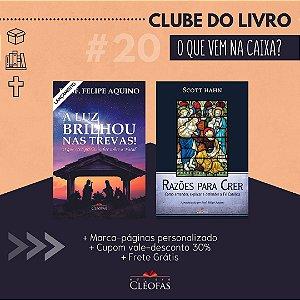 Clube do Livro - BOX 20