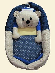 Ninho para bebê - Marinheiro super luxo
