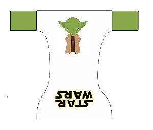 Fraldas dia a dia- Mestre Yoda