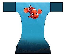 Fraldas dia a dia - Procurando Nemo