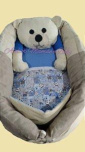 Ninho para Bebe - Urso Azul