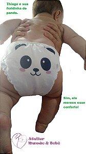 Fraldas dia a dia - Panda
