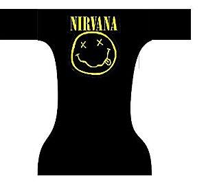 Fralda dia a dia Nirvana
