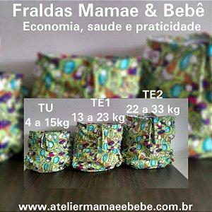 Fralda Tamanho Especial 2- 22 a 33kg (Escolha o modelo de acordo com a descrição)