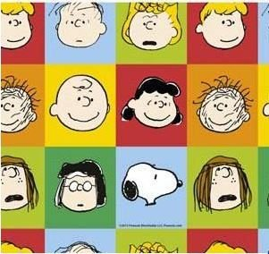 Chá de fralda do Noah (pais Flávia e David) - Fralda em tricoline Snoopy Personagens