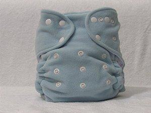 Chá de fralda do Noah (pais Flávia e David) - Fralda Noturna Fase 1 Azul bebê