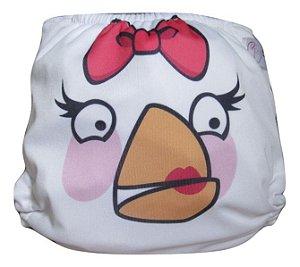 Fralda dia a dia Angry Birds - Matilda