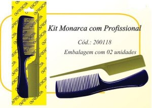 Kit monarca/profissional