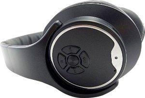 Fone de ouvido Headphone Fr-501 Bluetooth, Fm, Micro SD