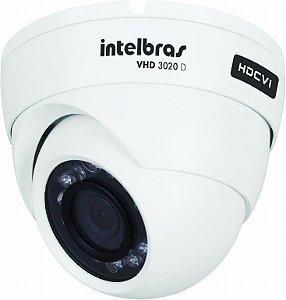 Câmera HDCVI VHD 3120D Dome Lente 2,8mm High Definition 720p HD - Intelbras