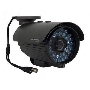 Câmera Infravermelho Intelbras VM350 IR CCD1/3'' Sony Alcance 50 metros