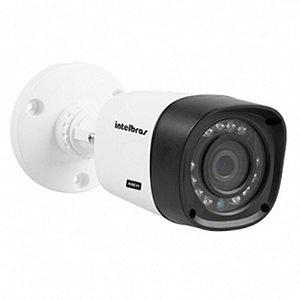 Câmera Infravermelho HDCVI Intelbras VHD 1010 B - distância IR de até 10 metros, 720p, Lente 3.6mm