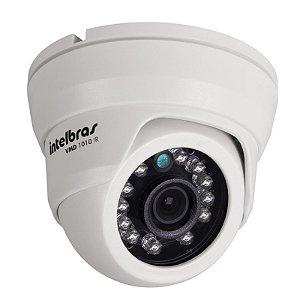 Câmera Infravermelho Intelbras VMD 1010 IR - distância de até 10 metros 640 Linhas, Lente 3.6mm
