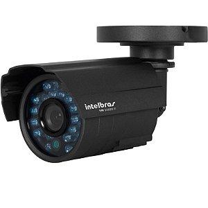 Câmera Infravermelho Intelbras VM S5020 - distância de até 20 metros, CCD 1/3 Sony 600 Linhas, 3.6mm - Grafite