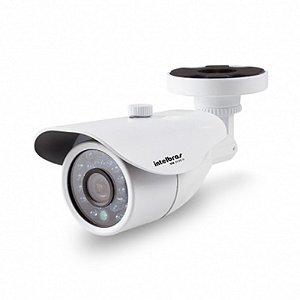 Câmera infravermelho Intelbras VM 3120 IR - alcance até 20 metros, lente 3.6mm e resolução de 720 linhas