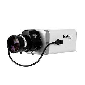 "Câmera Profissional Intelbras VP S600 - CCD 1/3"" Sony Super HAD II c/ mascaramento de faróis (s/ lente)"