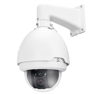 Speed Dome Zoom 27x Sony 1/4 550L AL-SPD 2712 c/ Fonte - Alive