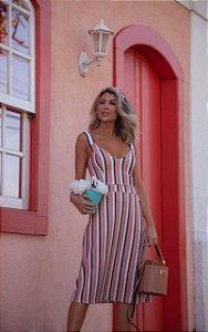 Vestido Fontana