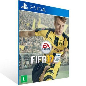 Fifa 17 Ps4 Psn Mídia Digital